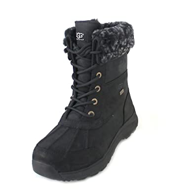 bottes ugg a lacets