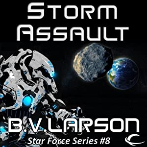 Storm Assault Hörbuch
