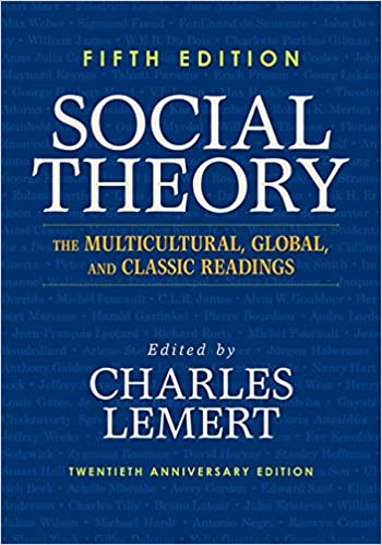 __TOP__ Social Theory: The Multicultural, Global, And Classic Readings. analyst Oficina Servicio Notre shackle