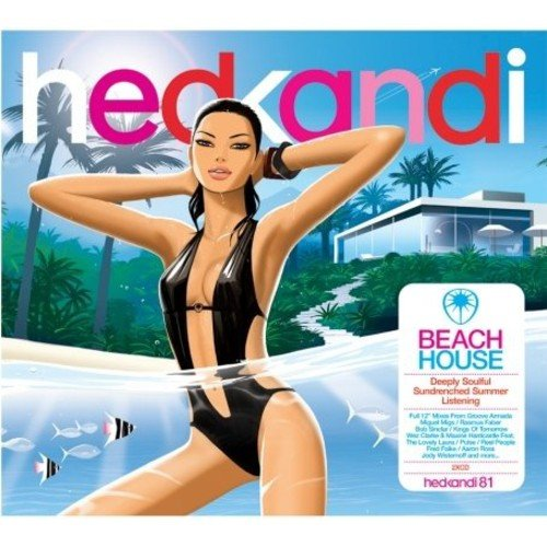 Price comparison product image Hed Kandi: Beach House