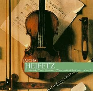 Jascha Heifetz Plays Violin Concerti