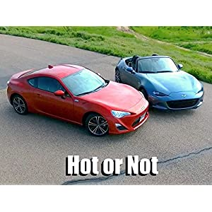 New Mazda Miata MX-5 vs Toyota 86/Scion FR-S - TFL Leaderboard Hot or Not