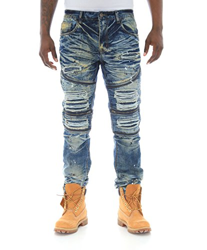 smoke-rise-mens-ripped-with-accordion-backing-moto-biker-denim-jean-blue-38-34