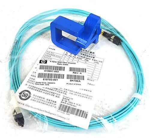HP Fiber Optic Network Cable - 16.40 ft BK786A ()