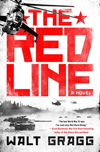 The Red Line by [Gragg, Walt]