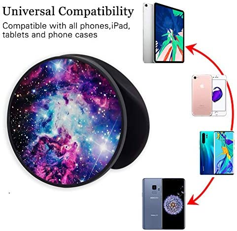3 Pack New Version Phone Holder Galaxy Nebula Grip Stand Finger Holder for Smartphone and Tablets 51DW 2BuuTgBL