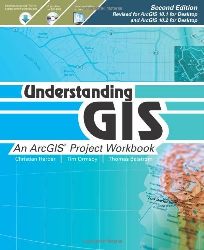 Understanding GIS: An ArcGIS Project Workbook by Harder Christian Ormsby Tim Balstrom Thomas (2011-07-01) Paperback