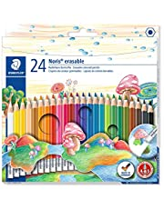 STAEDTLER Noris Club Erasable Coloured Pencil
