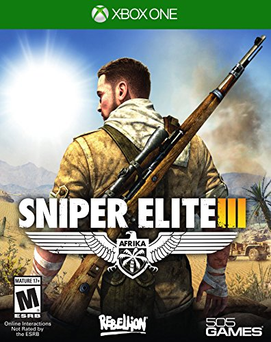 Sniper Elite III - Xbox One Standard Edition (Cue Series Players Classic)