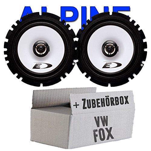 Alpine SXE-1725S 16cm 2 Wege-Koaxsystem VW Fox