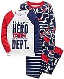 Carter's Boys' 4-Pc. Hero Snug Fit Cotton Pajamas 18 Months