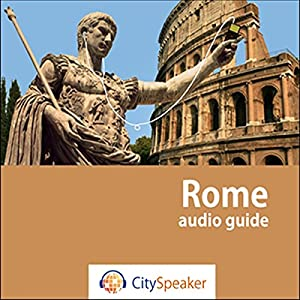 Rome (Audio Guide CitySpeaker) | Livre audio