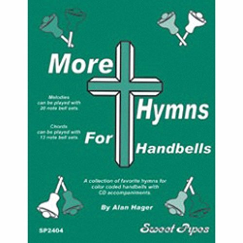 Hager More Hymns for Handbells (12 Hymns; All Ages) (Track Safety Crown)