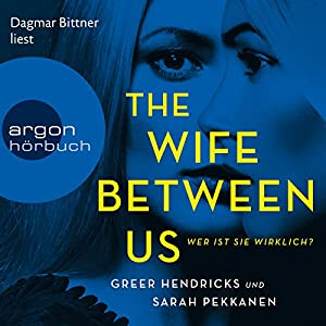 The Wife Between Us Hörbuch