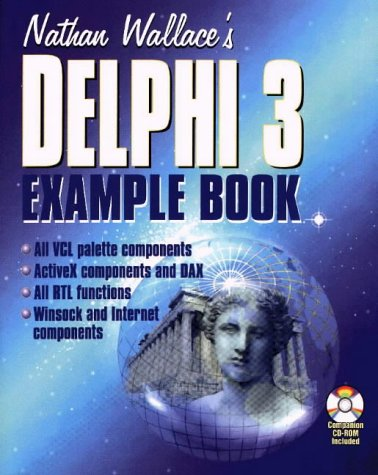 Nathan Wallace's Delphi 3 Example Book (Programmer's Example Series) by Brand: Wordware