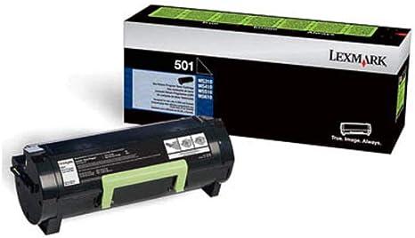Lexmark Ms 415 Dn 502x 50f2x00 Original Toner Schwarz 10 000 Seiten Bürobedarf Schreibwaren