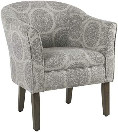 HomePop Modern Accent Chair