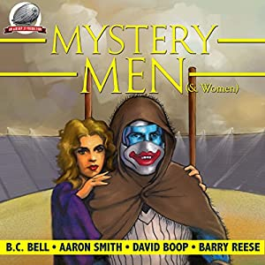Mystery Men (& Women) Volume 1 Audiobook