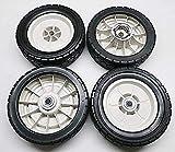 Honda Wheel Kit Set of 4 Includes (2) 42710-VA3-J00 and (2) 42810-VA3-J00