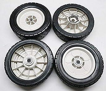 NUEVO conjunto de 4 ruedas de Honda HR214 HR215 hra215 hra214 ...