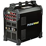 TIG Welder - PRIMEWELD TIG225X 225 Amp IGBT AC DC Tig/Stick Welder with Pulse CK17 Flex Torch and Cable 3 Year Warranty