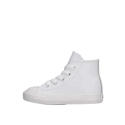 Converse Chuck Taylor CTAS Hi, Zapatillas de Estar por casa Bebé-para Niños: Amazon.es: Zapatos y complementos