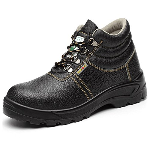 Eclimb Women's Safety Work Shoes Steel-Toe Athletic Shoes by Eclimb