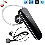 Wireless Bluetooth Headset Stereo Headphone Earphone for iPhone Samsung HTC ....