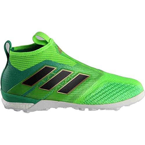 Adidas Mænds Es Tango 17+ Purecontrol Tf Græstørv Fodboldstøvler (sol Grøn) Grønne ay4zt