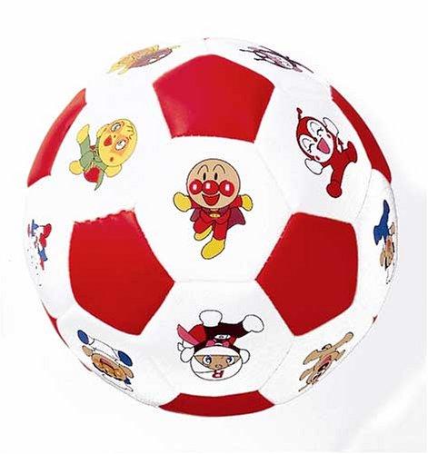 アンパンマン ふわふわサッカーボール   B0002UALW0