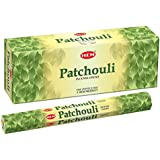 HEM Incense Sticks - Fragrance Patchouli - 120 Sticks