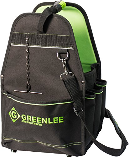 Greenlee 0158-24 Electricians Open Tool Carrier, 11