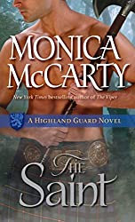 The Saint: A Highland Guard Novel (The Highland Guard Book 5)