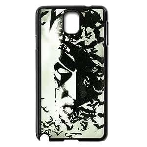 Batman Bats Mask Samsung Galaxy Note 3 Cell Phone Case Black DIY TOY xxy002_927868