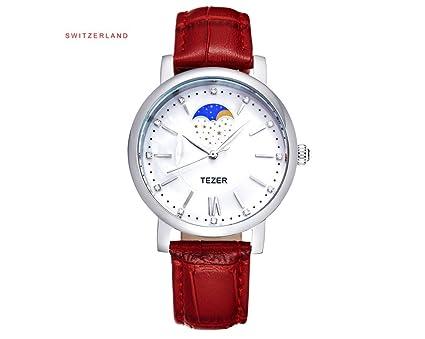 Reloj De Mujer Women Casual Quartz Wristwatch Relogio Feminino Para Damas RE0069