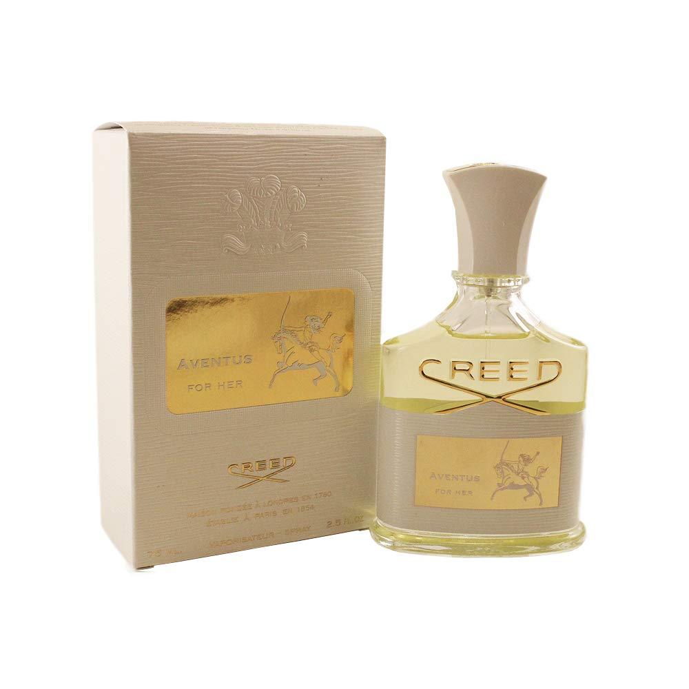 Creed Aventus Eau de Parfum Millesime Spray for Her, 2.5 Ounce