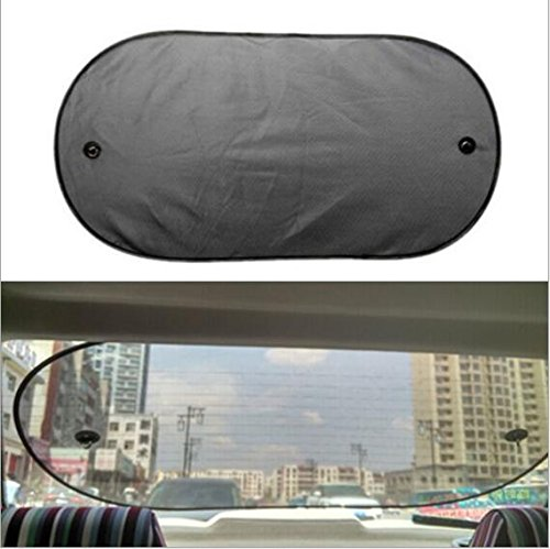 Setmas Car Rear Window Windshield Sunshade Screen,UV Rays Sun /& Snow Visor Protector,Keep Vehicle Cool and Damage Free DCP Resources Inc.