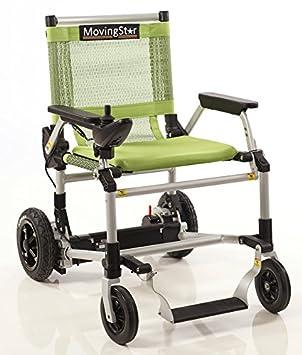 Eléctrico silla Zinger Chair movingstar 101, con Joystick para el de ruedas eléctrica con entrega/einweisung/montaje in situ.: Amazon.es: Salud y cuidado ...