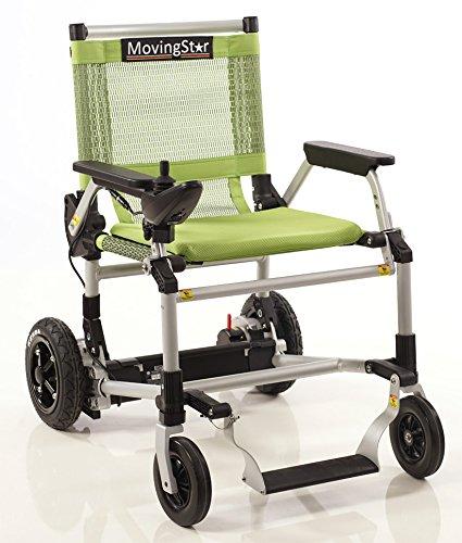 Eléctrico silla Zinger Chair movingstar 101, con Joystick ...