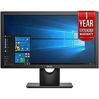 Dell (E2016HV) VESA Mountable 20 Screen 1600x900 LED-Lit Monitor - Black + 1 Year Extended Warranty