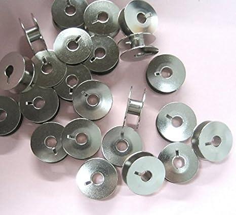 Cutex (TM) marca 20 bobinas de máquina de coser para Adler 067 ...