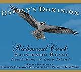 2011 Osprey's Dominion Richmond Creek Sauvignon