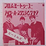 from me to you / i saw her standing there 45 rpm single