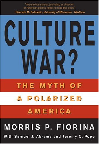 Culture war myth polarized america essay