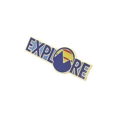 WIZARDPINS Adventure Explore Enamel Pin