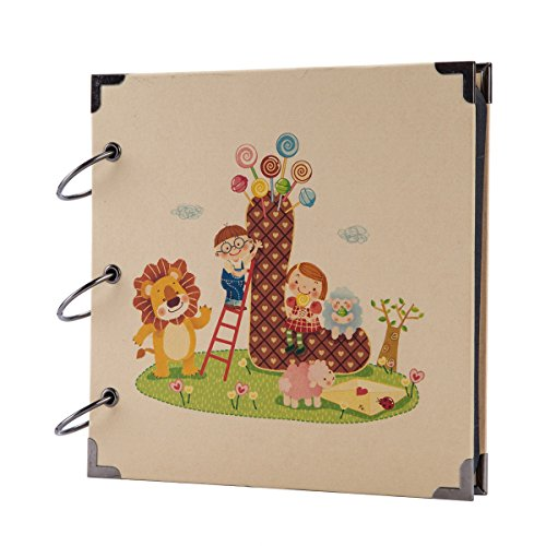 FaCraft Kids photo album,Vintage Photo Album Scrapbooking babies