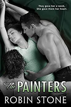 The Painters: MMF Bisexual Romance by [Stone, Robin]