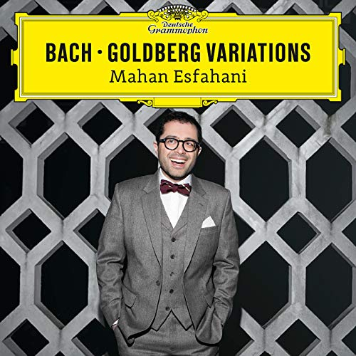 Bach: Goldberg Variations - Goldberg Variations Harpsichord