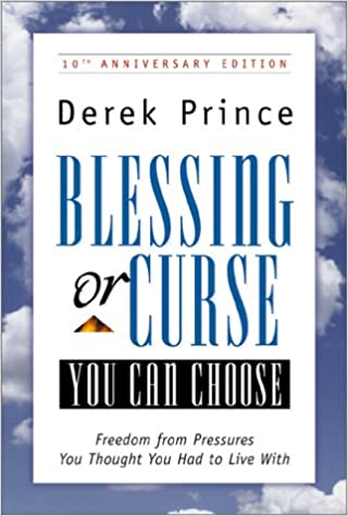 Buy Blessing Or Curse You Can Choose Freedom From Pressures Thought Had To Live With Book Online At Low Prices In India