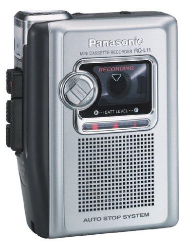 Panasonic RQ-L11 Portable Cassette Player